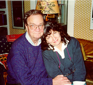 Donald Hall and Jane Kenyon