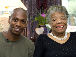 Dave Chappelle Interviews Maya Angelou On Sundance Channels