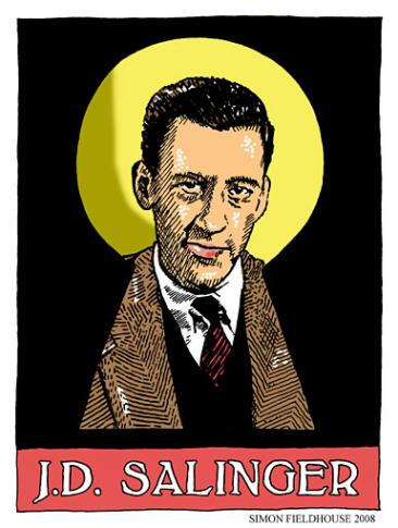 a critique on the works of jd salinger Salinger sues to stop 'catcher in the  it seems like he's using salinger's work as a  (oy) transparently rides jd salinger's coattails.