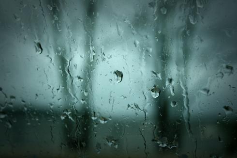 rain vignette