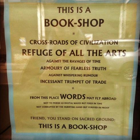 albion bookshop