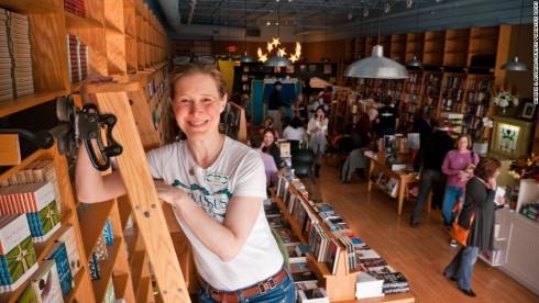 Parnassus Bookstore Grand Opening 11/19/11