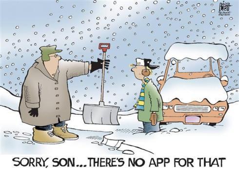 snow app