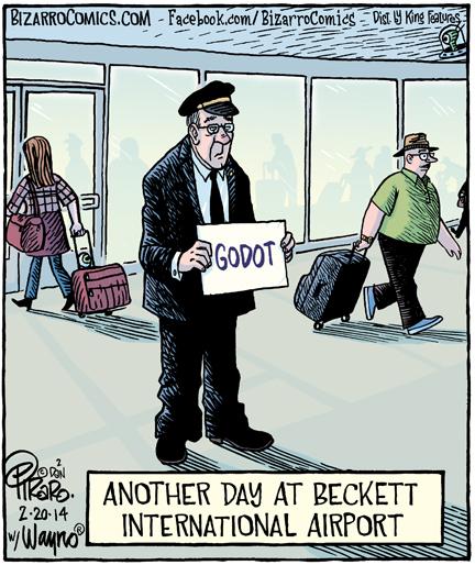 beckett airport