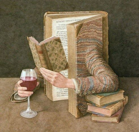 books life Jonathan Wolstenholme