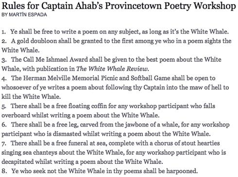Ahab Rules