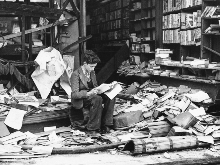 London Bookshop 1940