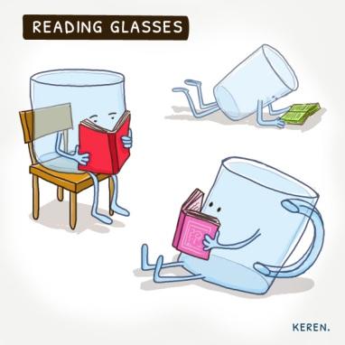reading glasses keren