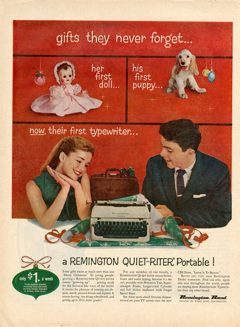 1956-Remington_Quiet-Riter-GiftsTheyNeverForget