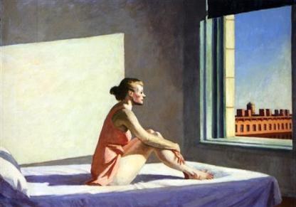 hopper_morning sun