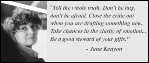 jane kenyon quote 2